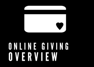 Online Giving Overview