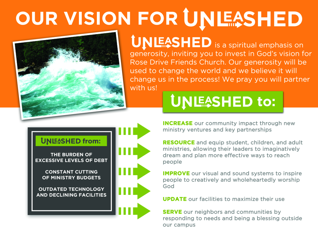 UNLEASHED One Page