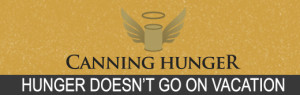 Canning-Hunger button